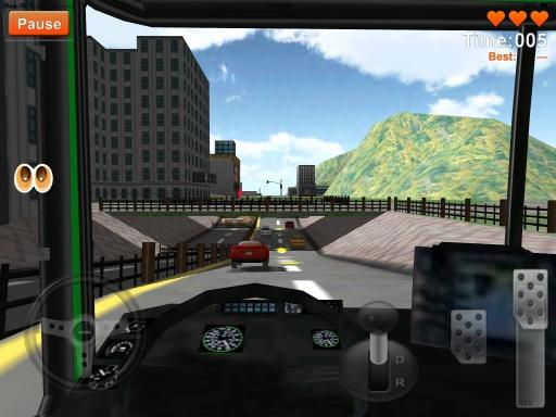 停车大师3D 大巴车截图3