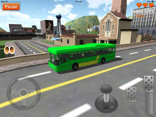 停车大师3D 大巴车截图4