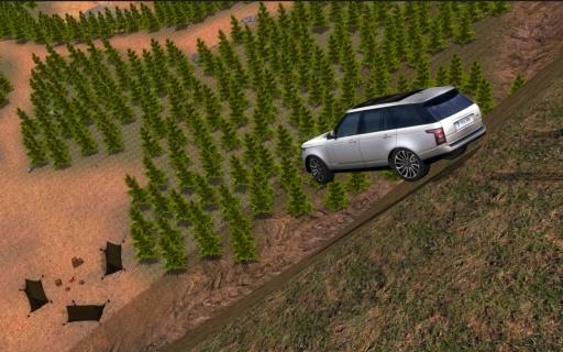 4x4 Hill Climb Offroad截图1