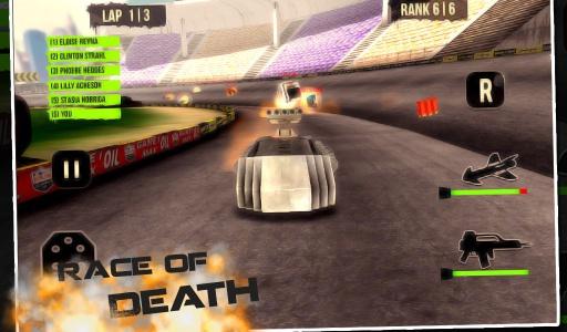 3D暗黑赛车截图0
