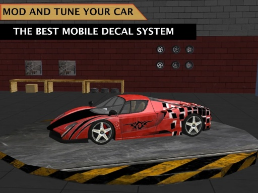 Xtrem GT汽车驾驶模拟器