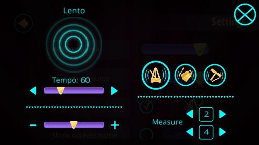 钢琴音乐游戏截图1