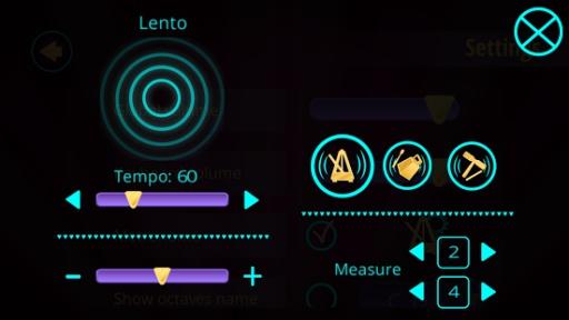 钢琴音乐游戏截图2