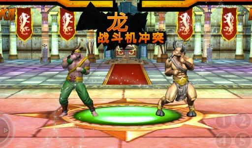 龙战斗机冲突