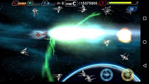 太空战斗机:爆发