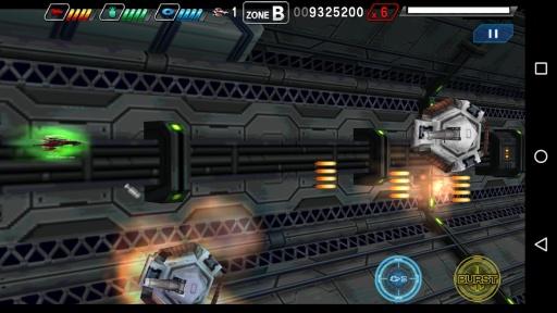 太空战斗机:爆发截图1