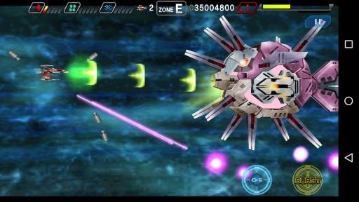 太空战斗机:爆发截图4
