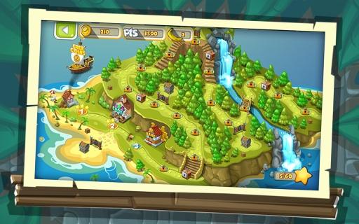 丛林猴子跑酷游戏 - 游戏酷跑截图0