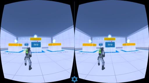 虚拟现实射击:Hardcode