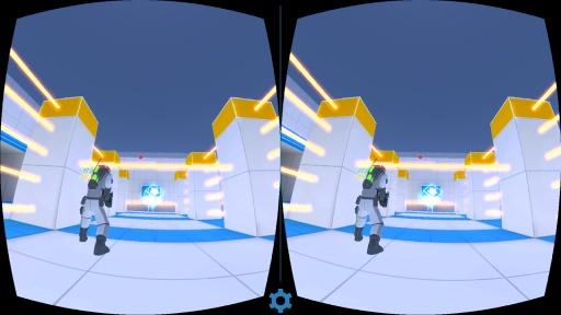 虚拟现实射击:Hardcode截图1