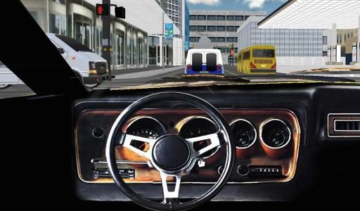 真正的手动档汽车模拟器3D截图0