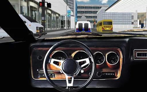 真正的手动档汽车模拟器3D截图3