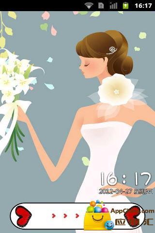 浪漫爱情故事锁屏 工具 App-癮科技App