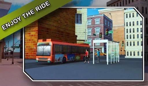 公交车司机3D模拟器截图0