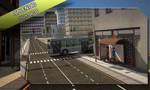 公交车司机3D模拟器截图1