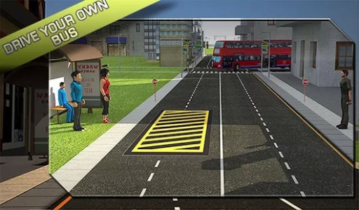 公交车司机3D模拟器截图2
