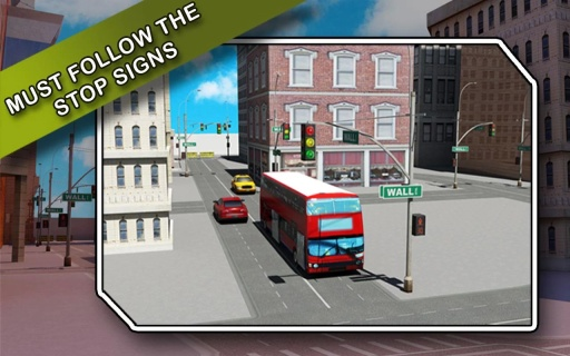 公交车司机3D模拟器截图3