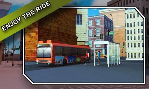 公交车司机3D模拟器截图4