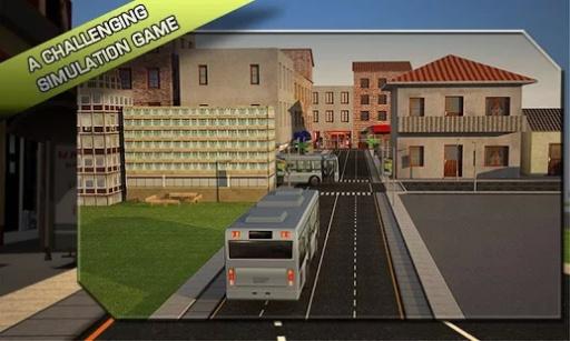公交车司机3D模拟器截图5
