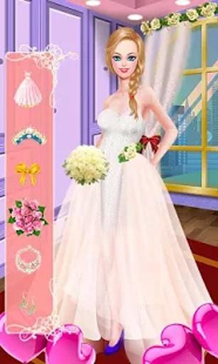 新娘美发化妆小游戏