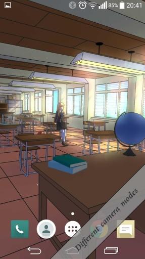 动漫学院动态桌面截图1