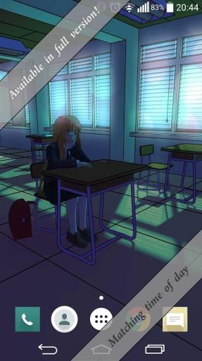 动漫学院动态桌面截图3