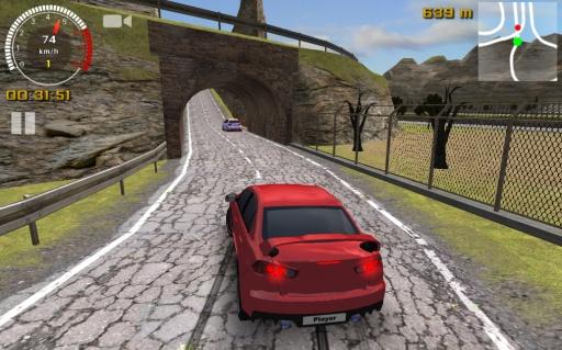 赛车模拟 无限金币版