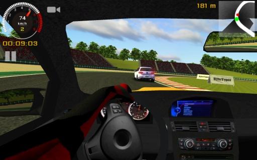 赛车模拟截图1