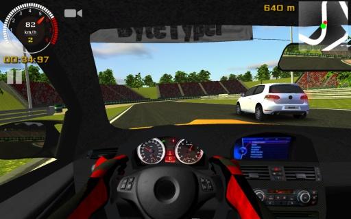 赛车模拟截图2