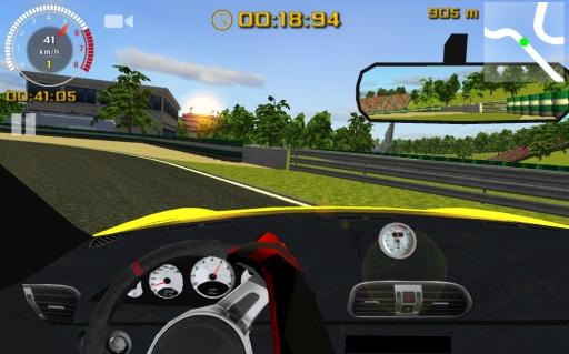 赛车模拟截图4