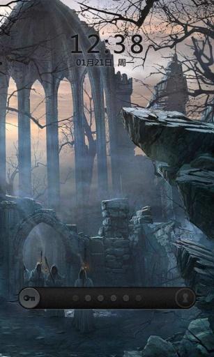 幽灵古堡主题(桌面锁屏壁纸)截图1