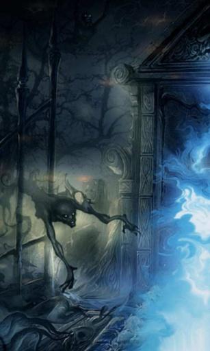 幽灵古堡主题(桌面锁屏壁纸)截图3