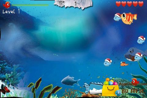 玩益智App|大鱼吃小鱼HD 重力感应版免費|APP試玩