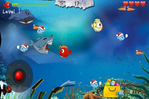 玩益智App|大鱼吃小鱼HD免費|APP試玩