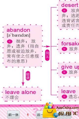 最强英语单词记忆法截图2