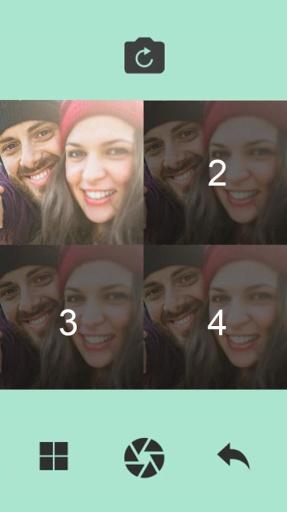 Selfie Grid截图4
