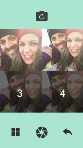 Selfie Grid截图5