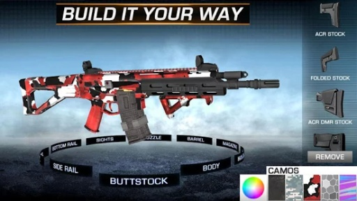 Gun Builder ELITE截图0