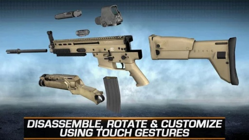 Gun Builder ELITE截图2