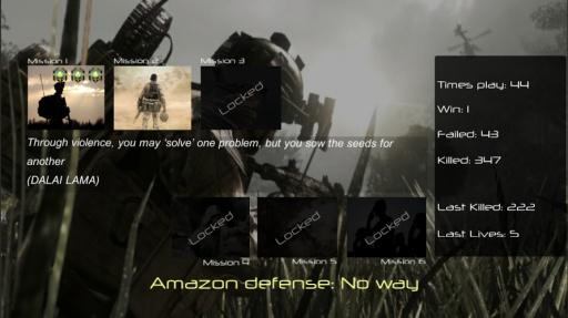 亚马逊防御