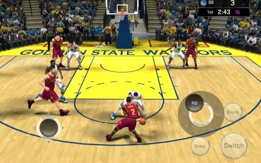 NBA 2K16截图4