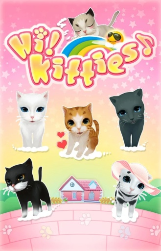 Hi! Kitties♪截图0