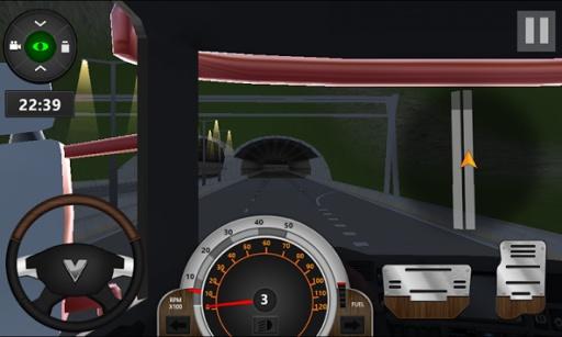 卡车模拟器2016截图1