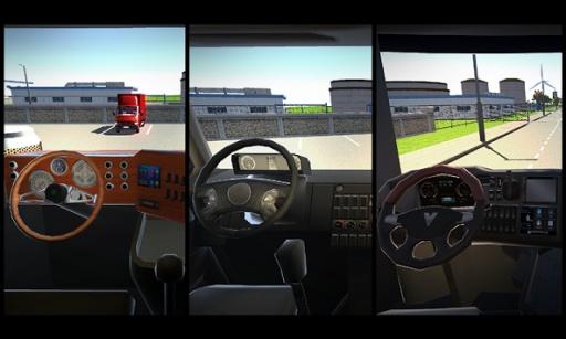卡车模拟器2016截图3
