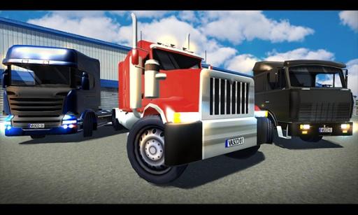 卡车模拟器2016截图4