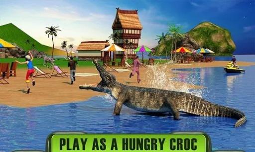 鳄鱼袭击2016