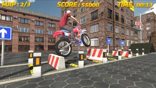 自行车赛3D:特技截图1