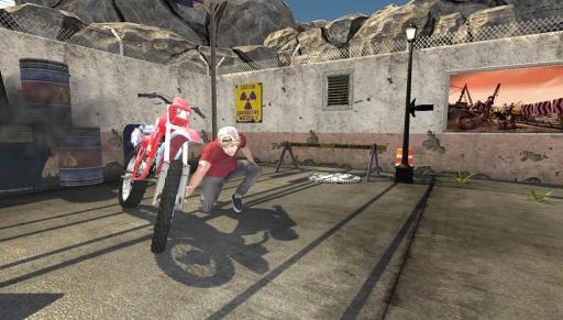 自行车赛3D:特技截图4