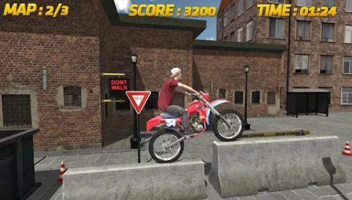 自行车赛3D:特技截图5