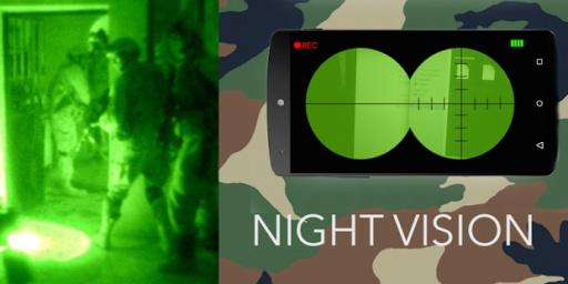 夜视摄像机恶作剧截图0